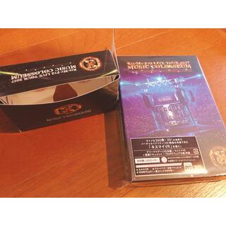 キスマイフットツー(Kis-My-Ft2)のKis-My-Ft2 MUSIC COLOSSEUM 初回盤 VR(アイドルグッズ)