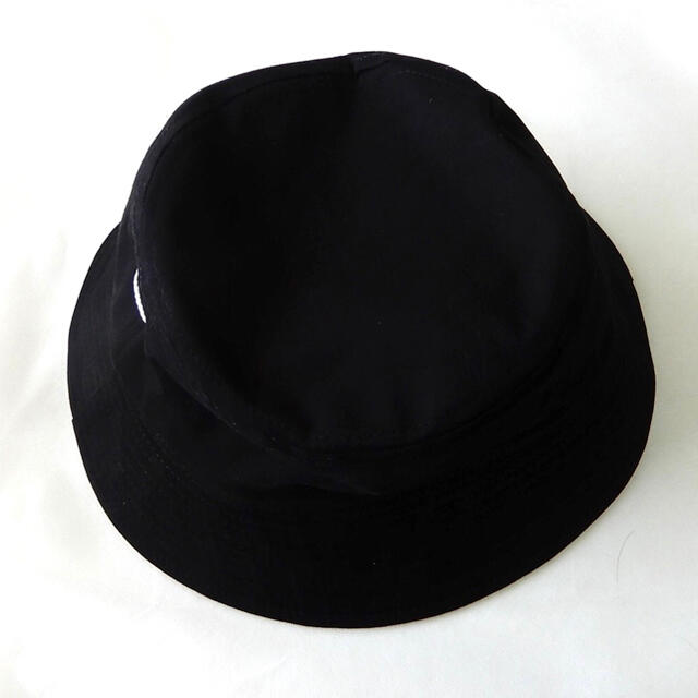 Christian Dior(クリスチャンディオール)の新品・未使用 DIOR ディオール バケハ バケットハット 帽子  黒   レディースの帽子(ハット)の商品写真