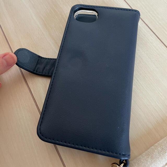 AfternoonTea(アフタヌーンティー)のAfternoon tea iPhone8ケース 手帳型 スマホ/家電/カメラのスマホアクセサリー(iPhoneケース)の商品写真