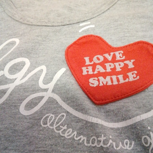 F.O.KIDS(エフオーキッズ)のアルジーALGY 140 長袖 ロンT  キッズ/ベビー/マタニティのキッズ服女の子用(90cm~)(Tシャツ/カットソー)の商品写真