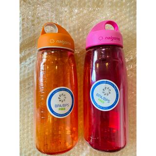 ナルゲン(Nalgene)のナルゲン トライタンボトル オレンジ 750ml 新品未使用(登山用品)