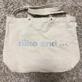 niko and... - Niko and トートバッグ