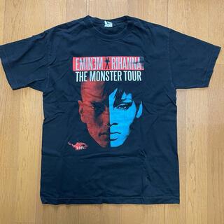 EMINEM RIHANNA TOUR Tシャツ(Tシャツ/カットソー(半袖/袖なし))