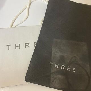 THREE - THREE 紙袋 ラッピング袋