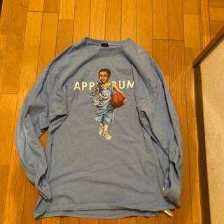 APPLEBUM - applebum アップルバム 少年シリーズ ロンT ノースカロライナ