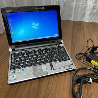 エイサー(Acer)のacer Aspire One D250 AOD250-Bk18(ノートPC)