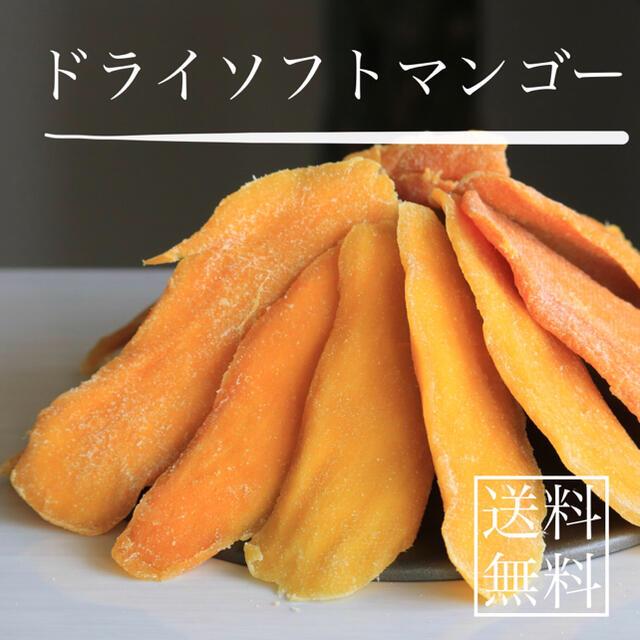 ドライソフトマンゴー 100g×4袋 食品/飲料/酒の食品(フルーツ)の商品写真