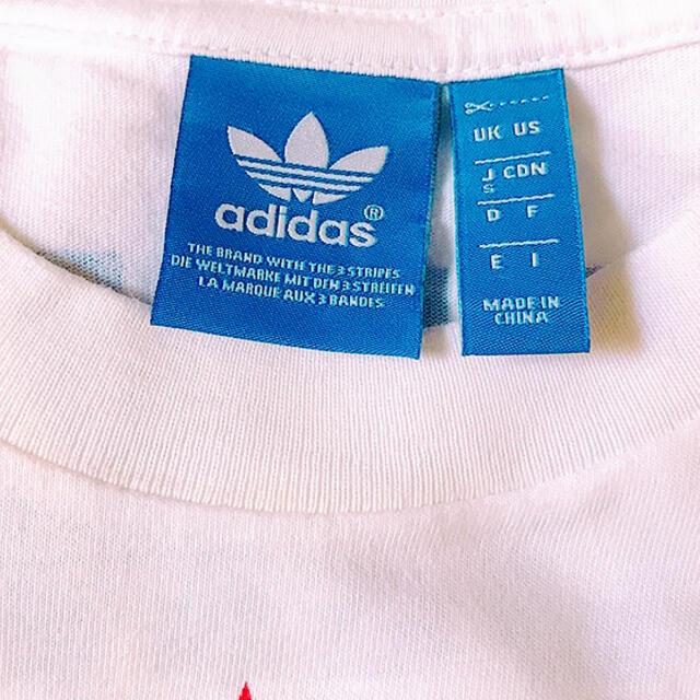 adidas(アディダス)のアディダス オリジナルス 人気☆ スター ビッグロゴ タンクトップ Tシャツ  メンズのトップス(Tシャツ/カットソー(半袖/袖なし))の商品写真