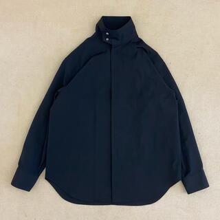 Jil Sander - jil sander ナイロン シャツ ジャケット サイズ39 新品未使用