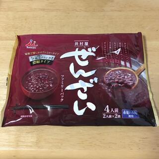 イムラヤ(井村屋)の井村屋 ぜんざい 4人分(菓子/デザート)
