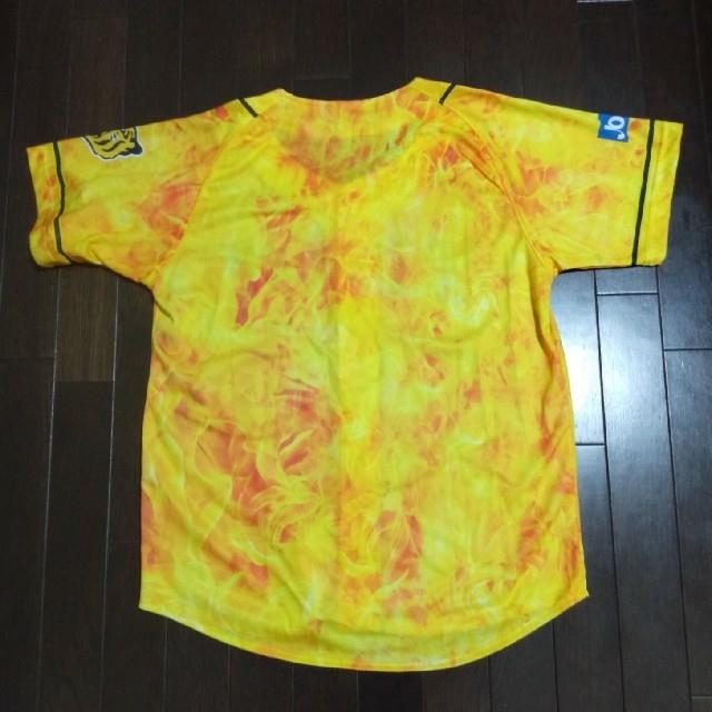 阪神タイガース(ハンシンタイガース)の阪神タイガース 応援ユニフォーム スポーツ/アウトドアの野球(応援グッズ)の商品写真