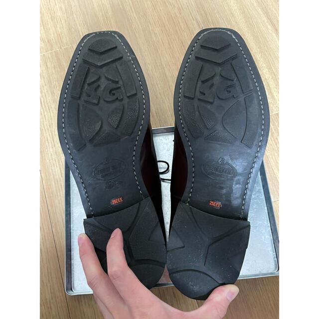 スコッチグレイン シャインオアレインIII 2726 DBR 25cm 革靴 メンズの靴/シューズ(ドレス/ビジネス)の商品写真