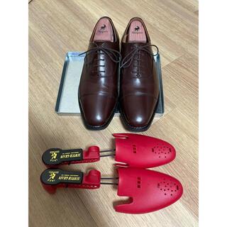 スコッチグレイン シャインオアレインIII 2726 DBR 25cm 革靴(ドレス/ビジネス)