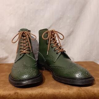 トリッカーズ(Trickers)のTricker's モールトン L6426 UK6(ブーツ)