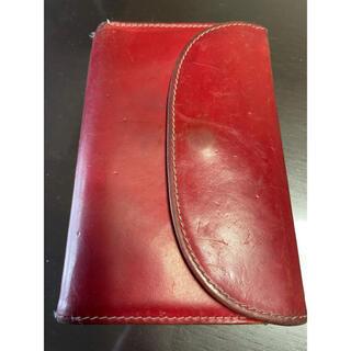 ホワイトハウスコックス(WHITEHOUSE COX)のホワイトハウスコックス 折り財布(財布)