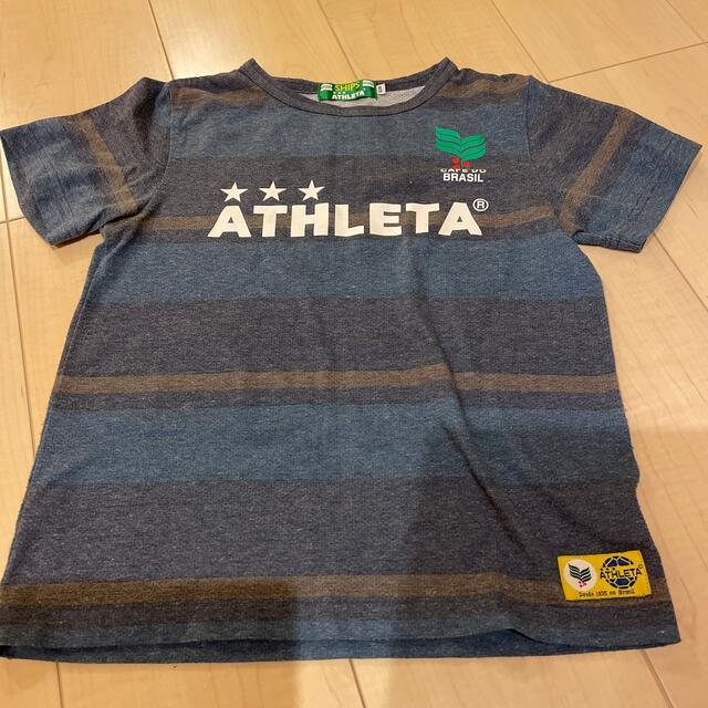 ATHLETA(アスレタ)のアスレタTシャツ キッズ/ベビー/マタニティのキッズ服男の子用(90cm~)(Tシャツ/カットソー)の商品写真
