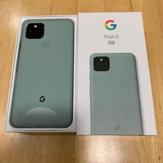 Google Pixel - Google Pixel 5 128GB SIMフリー