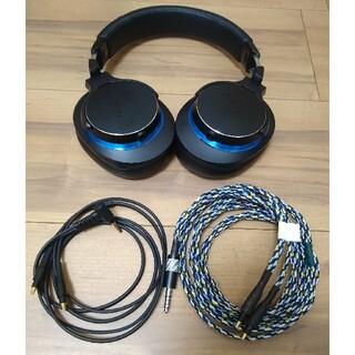 オーディオテクニカ(audio-technica)のATH-MSR7b audio-technica(ヘッドフォン/イヤフォン)