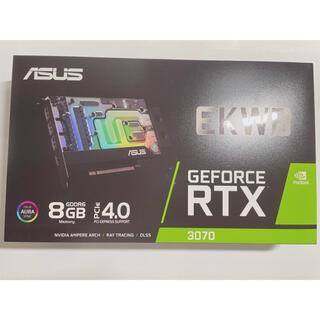 新品 ASUS RTX3070-8G-EK 水冷 グラボ 3070 Nvidia