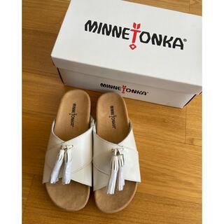 Minnetonka - ミネトンカ ミュール