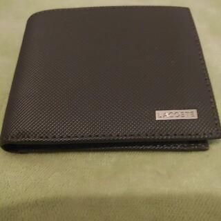 ラコステ(LACOSTE)のLACOSTE財布(折り財布)