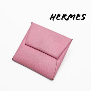 Hermes - エルメス バスティア エプソン コインケース □N刻印