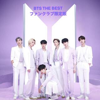 防弾少年団(BTS) - 数量限定付属品付❗bts BTS THE BESTアルバム FANCLUB限定版