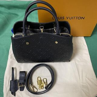 LOUIS VUITTON - LOUIS VUITTON モンテーニュ BB M41053