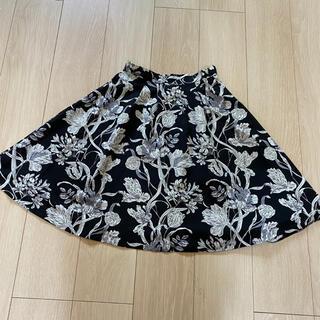 エディグレース(EDDY GRACE)の花柄スカート♡ EDDY GRACE(ひざ丈スカート)