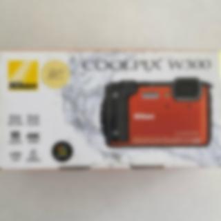 Nikon - Nicon COOLPIX W300