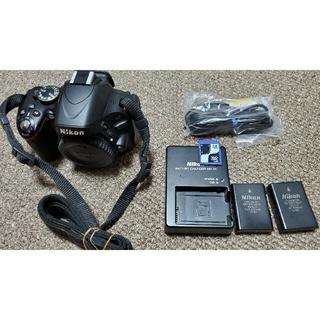 ニコン Nikon D5100 中古状態良