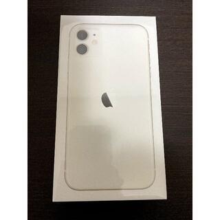 Apple - Apple iPhone 11 ホワイト 128GB SIMロック解除済み