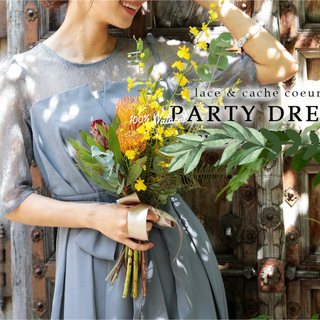 ワンピース 結婚式 ゲストドレス パーティードレス(その他ドレス)