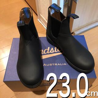 ブランドストーン(Blundstone)の【新品未使用】ブランドストーン UK3 ボルタンブラック  起毛ソール搭載モデル(ブーツ)