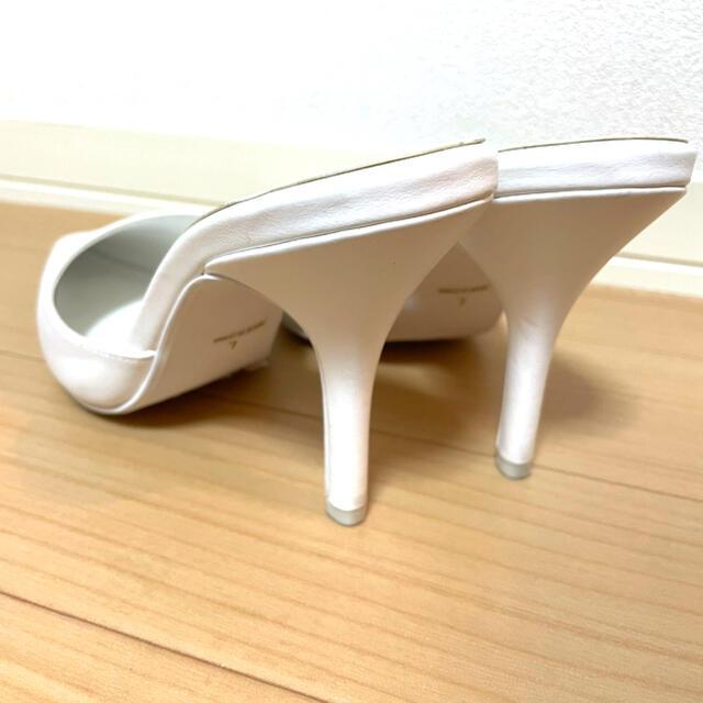 GYDA(ジェイダ)のGYDA ポインテッドミュール 美品  レディースの靴/シューズ(ミュール)の商品写真