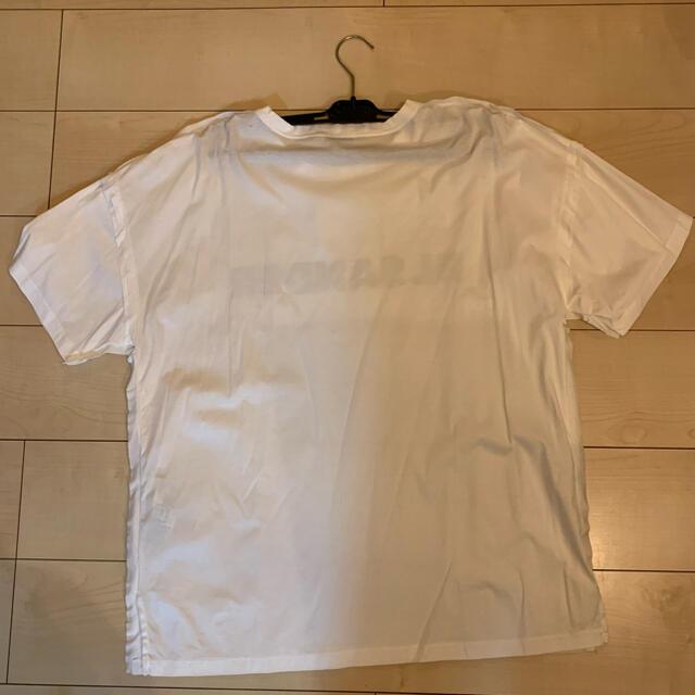 Jil Sander(ジルサンダー)のJIL SANDER ジルサンダー  ロゴTシャツ メンズのトップス(Tシャツ/カットソー(半袖/袖なし))の商品写真