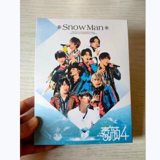 素顔4 Snow Man 盤