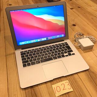 Mac (Apple) - corei7 512GB MacBook air 13インチ early2014