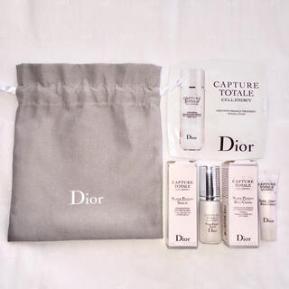 Dior - ディオール カプチュールトータル セット