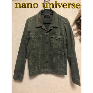 ナノユニバース(nano・universe)のnanouniverseThe1st.Floor Gジャン(Gジャン/デニムジャケット)