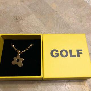 golfwang ネックレス necklace NIKE ナイキ 18K 金