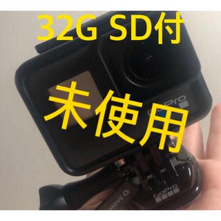 ゴープロ(GoPro)のGoPro hero6 SD付(コンパクトデジタルカメラ)