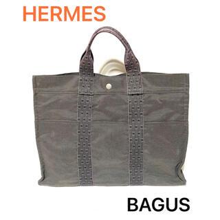 エルメス(Hermes)の☆美品☆HERMES エルメス エールラインMM トートバッグ(トートバッグ)
