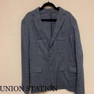 UNION STATION - ユニオンステーション テーラードジャケット