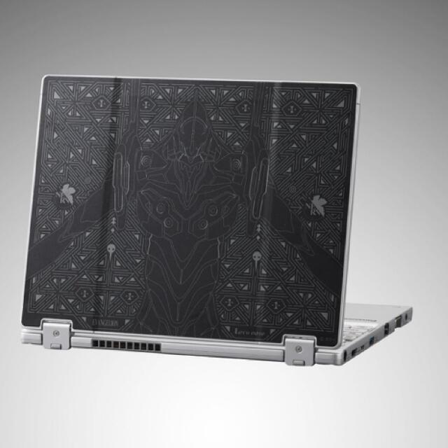 ◆エヴァンゲリオン × パナソニック レッツノート エヴァンゲリオンセット 2種 スマホ/家電/カメラのPC/タブレット(ノートPC)の商品写真