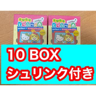 ニンテンドースイッチ(Nintendo Switch)のサンリオ amiibo 10BOX(Box/デッキ/パック)