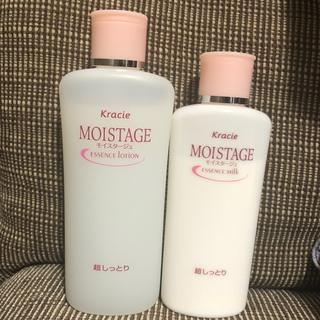 クラシエ(Kracie)のモイスタージュ エッセンスローション 超しっとり保湿化粧水&エッセンスミルク(化粧水/ローション)