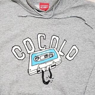 ココロブランド(COCOLOBLAND)の超人気廃盤] ココロブランド/COCOLOBRAND パーカー Sサイズ(パーカー)