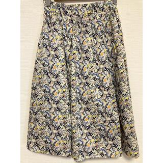 ドアーズ(DOORS / URBAN RESEARCH)のアーバンリサーチドアーズ リバティ スカート フリーサイズ(ひざ丈スカート)