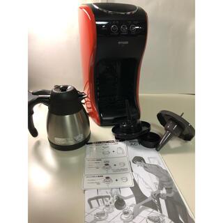 TIGER - (値下げ中)tiger コーヒーメーカー レッド
